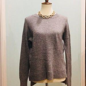 J. Crew Crewneck Sweater in Soft Yarn